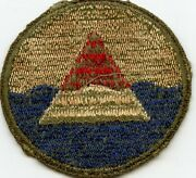 Wwii Greenback Iceland Base Command Patch