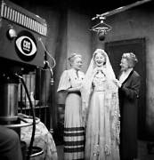 Old Cbs Tv Radio Photo Mama A Cbs Tv Show, With Peggy Wood And Judson Laire 2