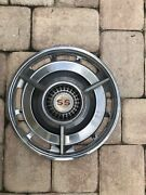 Vintage Classic 1963 1964 Chevrolet Chevy Ss Belair Impala Hubcap Wheel Cover