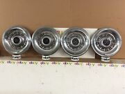 1977 1978 1979 1980 1981 1982 1983 Ford Ltd 14andrdquo Hubcap Wheelcover Set Oem