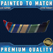 New Painted To Match - Rear Bumper Cover Fascia For 2005 2006 2007 Dodge Magnum