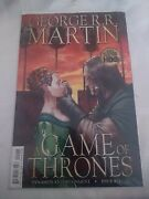 A Game Of Thrones 22 Dynamite Comics