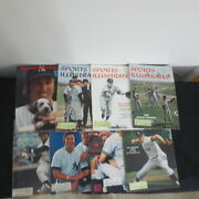 Vintage New York Yankees Sports Illustrated Lot Of 8..1958/1959/1972/1973/1977