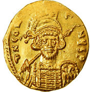 [489923] Coin, Constantine Iv, Solidus, Constantinople, Au, Gold, Sear1154