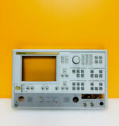 Anritsu Wiltron 37211a Front Panel Assy + Keys + Rpg For Vector Network Analyzer