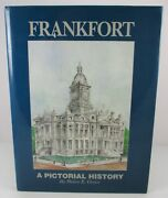 Frankfort A Pictorial History Indiana Book Earlham College Very Nice