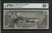 Ccandc 1 1896 - Educational Silver Certificate Note - 35107654 - Ships Free