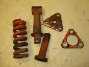 1957 Ford 640 Tractor 3pt Spring Yoke And Parts 600 800