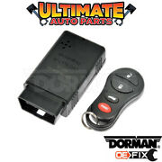 Key Fob / Keyless Remote 4 Button W/trunk Release For 01-04 Chrysler 300m