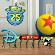 Disney Store Key Limited Edition New Toy Story 25th Anniversary