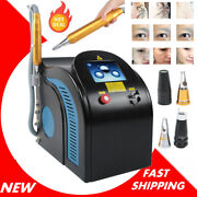 Picosecond Laser Nd Yag Tattoo Removal System Machine Laser For Tattoo Removal