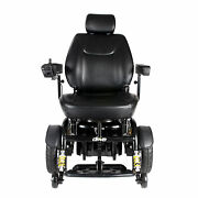 Drive Medical 2850hd-24 Trident Hd Heavy Duty Power Chair 24 Seat Black