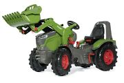 Rolly Toys Fendt 1050 Vario With Front Loader And Brake System +3 Years Art651030