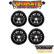 Steel Wheel Rim 16 Inch Wheels Set Of 4 For 13-18 Ford Fusion
