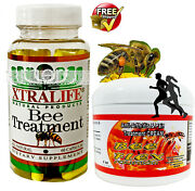 Bee Treatment Therapy Anti-inflamatory Biobee Extracts Arthritis Pain Dolor Abee