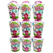 Lot Of 9 Blume Where Outrageous Grows Series 1 Dolls In Pots - Watch Them Grow