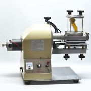 Electric Gluing Machine Paper Leather Cardboard Adhesive Equipment