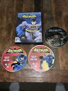Batman The Brave And The Bold - First Season Discs 1 2 And 3 Missing Disc 4 Dvd