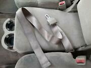 Center Front Seat Lap Belt Buckle Assembly Press Chevy Silverado 1500 01 02