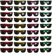 Funny Party Hats Neon Sunglasses- 36 Pack - Bulk Sunglasses - Party Glasses - -