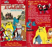 Foofur And His Friends Vhs Video Tape New 110 Minutes Of Fun Just For Kids