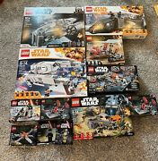 Lego Star Wars 75292, 75219 , 75217 , 75152 , 75171, 75132, 75266 + Free Gifts
