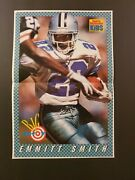 Vintage 1993 Emmitt Smith Sports Illustrated For Kids Poster 16x11 Dallas...