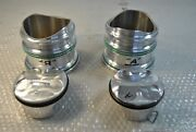 Ducati Panigale 899 Cylinders + Pistons Pair Code 12022071a