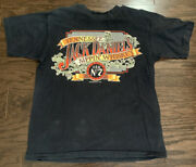 Vintage Jack Daniels Tennessee Sippin Whiskey Old No 7 T-shirt 80s 1981 Mens Xl