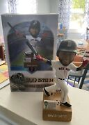David Ortiz Pawtucket Red Sox Voice Chip Bobblehead 2020 In Hand Pawsox 2013 Ws