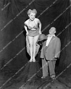 Crp-08812 1940and039s Little Jack Little Burlesque Dancer Jeannie The Dresden Doll O
