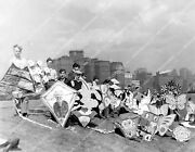 Crp-12777 1936 Cool And Unique Kites And Kids For Historic Chicago Grant Park Kite F