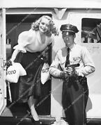 Crp-13730 1950 Marie Wilson W Armored Car And Cash For Jingle Contest Radio Show M