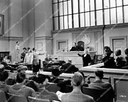 Crp-14311 1945 Ole Olsen, Chic Johnson Courtroom Fiasco Film See My Lawyer Crp-1