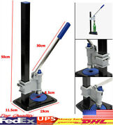 New Home Brew Manual Capping Machine Beer Bottle Capper Soft Drinks Cap Usa