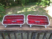 1966 Buick Lesabre 1 Or 2 Tail Lights Lenses And Housings