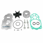 For Yamaha Water Pump Impeller Kit 6ce-w0078-01-00 F225 F250 F300 4.2l Outboards
