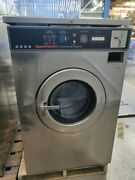 Hc35mx2 35 Lb Speed Queen Commercial Washer 220v, 3 Ph, Reconditioned