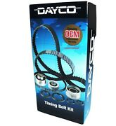 Dayco Timing Belt Kit For Volvo C70 2.3l 5cyl B5234t3 Turbo 01/1998-02/2003