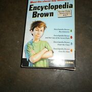Encyclopedia Brownrare Box Setfirst Four Booksnumbered One Through Four
