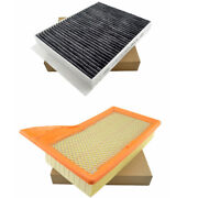 Engine And Cabin Air Filter For Ford Mustang 2015-2020 Fr3z-9601-a Fr3z-19n619-a