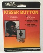 The Game Tracker Kisser Button Hunter 14-16 Strand Bowstring Archery Bow Hunting