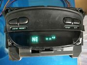 2002-05 Dodge Ram Digital Overhead Console Compass Temp Computer Display Only