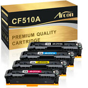 4pk Toner Compatible For Hp 204a Cf510a Laserjet Pro Mfp M181fw M180nw M154nw