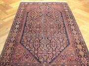 4x7 Antique Farahan Rug 1930and039s Pix-8934