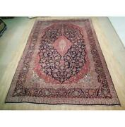 10x15 Authentic Hand Knotted Semi-antique Rug B-72895