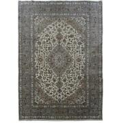 8x12 Authentic Hand-knotted Oriental Signed Rug B-81113