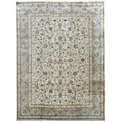 11x14 Authentic Hand-knotted Oriental Signed Rug B-82300