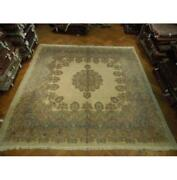 11x12 Authentic Hand Knotted Semi-antique Rug Pix-23666