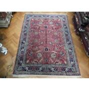 9x12 Hand Knotted Semi-antique Hunting Rug Pix-23604